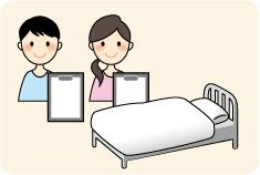 患者様の情報を管理
